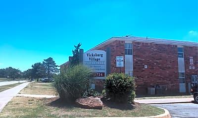Vicksburg Village Apts, 1