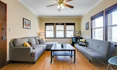 Living Room, 4621 Nicollet Ave, 0