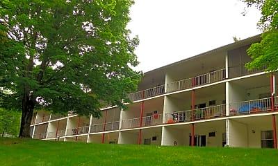 Building, Hidden Lane Apartments, 1