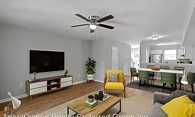 Living Room, 333 Fleming Rd, 0