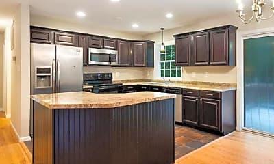 Kitchen, 8415 Warren Dr, 1