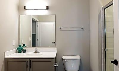 Bathroom, 223 E Town St, 2