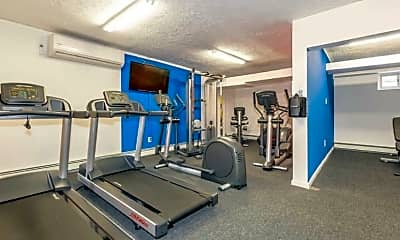Fitness Weight Room, 6 Wooleys Ln A18, 1