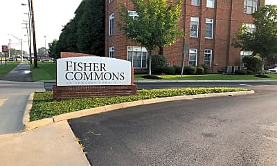 Fisher Commons, 1