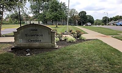 Emerson Center Apartments, 1