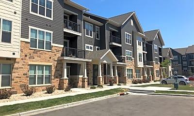 Autumn Lake Apartments, 1