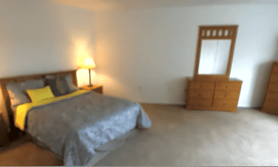 Bedroom, 24 W Campbell Rd, 1