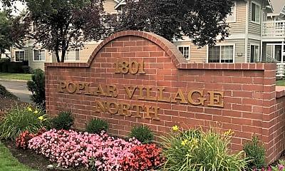 Poplar Village North Apartments, 1