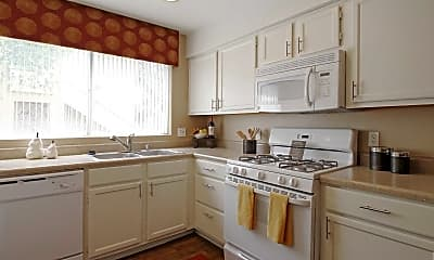 Kitchen, Lakeview At The Bay, 1