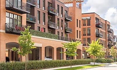 Building, Beaumont Place, 1