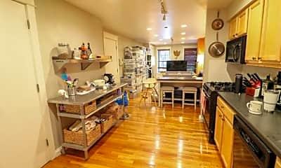 Kitchen, 261 W 121st St, 1