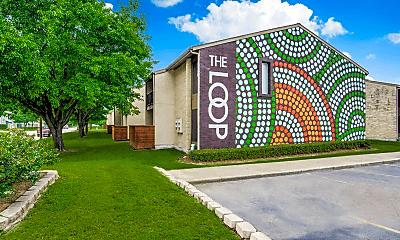 Community Signage, The Loop, 0