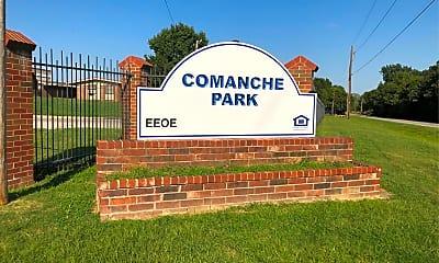 Comanche Park, 1