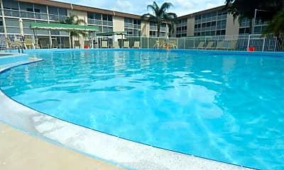 Pool, 500 Village Green Cir W 107, 2