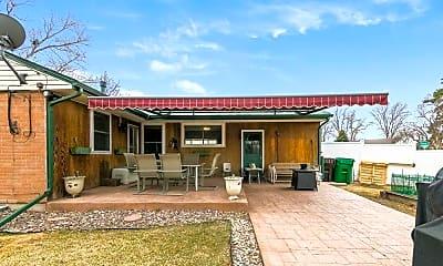 Patio / Deck, 5601 E Cornell Ave, 2
