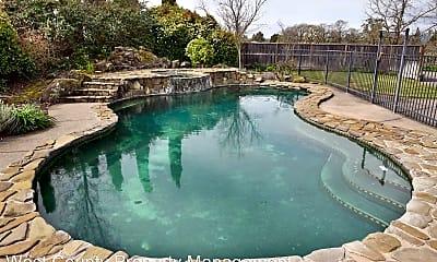 Pool, 3434 Woolsey Rd, 2
