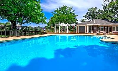 Pool, Matthews Pointe, 0