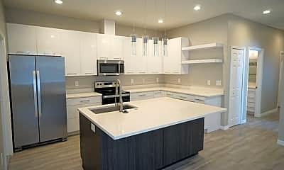 Kitchen, 4104 N Thatcher Ave Unit B, 1