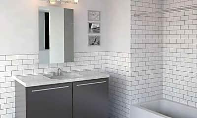 Bathroom, Richardson Lofts (ext.145), 1