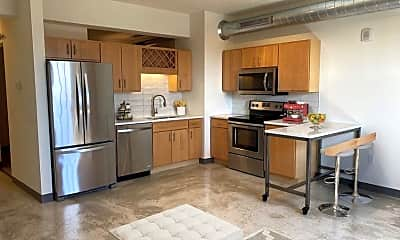 Kitchen, 700 Central Ave NE 313, 1