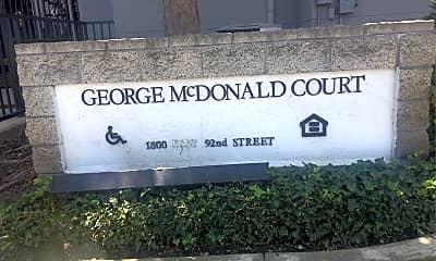 George Mcdonald Court, 1