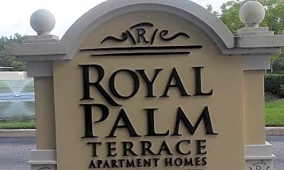 Royal Palm Terrace Apartments, 1