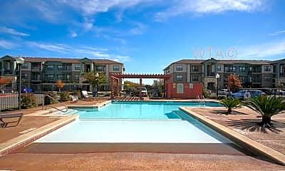 Pool, 1650 River Road, 2