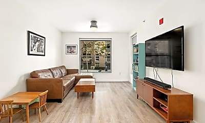 Living Room, 1150 J St 202, 0