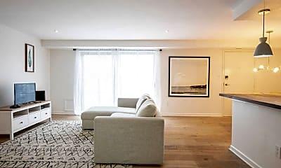 Living Room, 1321 I St NE, 1