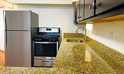 Kitchen, 3434 W Drummond Pl, 1