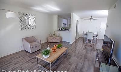 Living Room, 12325 Chandler Blvd, 2