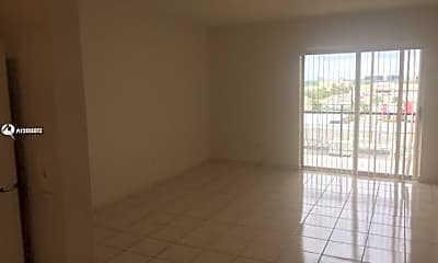 Living Room, 3640 NW 9th St 505, 1