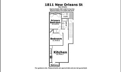 1811 New Orleans St, 2