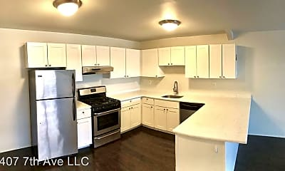 Kitchen, 407 7th Ave, 1