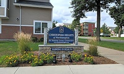 Christopher Heights Northampton, 1