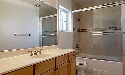 Bathroom, 821 S Gramercy Pl 4, 2