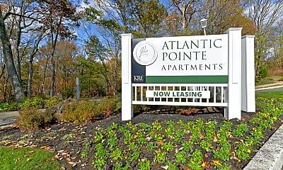 Community Signage, Atlantic Pointe, 2