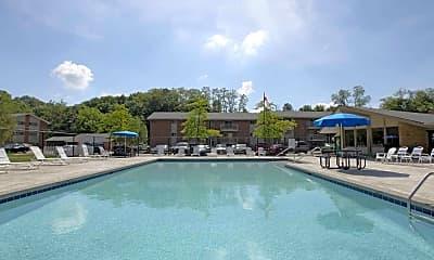 Pool, Parkview Estates, 1