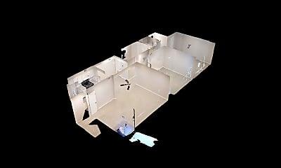 Bathroom, 7321 S Yale Ave, 2