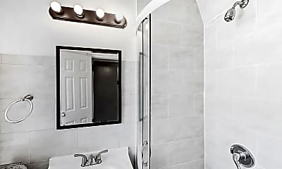 Bathroom, 647 Prospect Place, #12A, 2