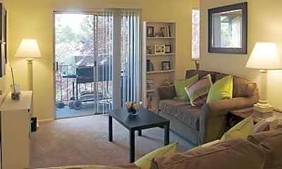 Living Room, Willow Glen, 1