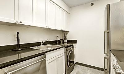 Kitchen, 205 Hudson St, 1