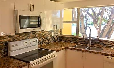 Kitchen, 920 NE 199th St 2P, 1