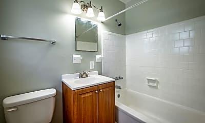 Bathroom, 2153 Post St 7, 2