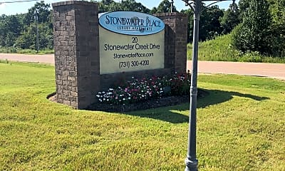 Stonewater Place Apartments, 1