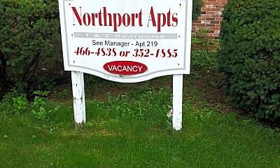 Northport Apartments, 1