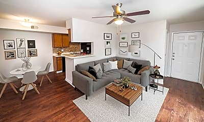 Living Room, Venti, 0