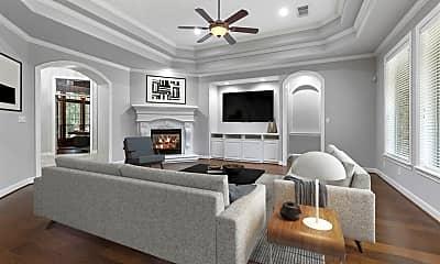Living Room, 106 S Bantam Woods Cir, 0