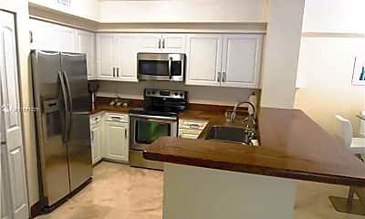 Kitchen, 1900 Van Buren St 301B, 1