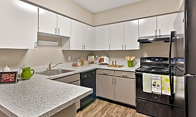 Kitchen, Haven on the Lake, 1